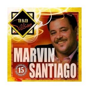 "Marvin Santiago ""Oro Salsero"" | CD - Latinway Music Store"