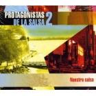 """Protagonistas de La Salsa Vol.2 """"Nuestra Salsa"""" - CD"""