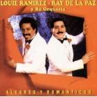"""Louie Ramirez/Ray de La Paz """"Alegres y Romanticos"""" - CD"""