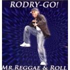 """Rodry-Go! """"Mr.Reggae & Roll"""" - CD"""