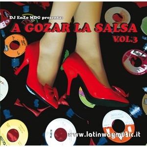 A Gozar La Salsa Vol.3 - CD