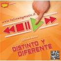 Distinto Y Diferente - CD