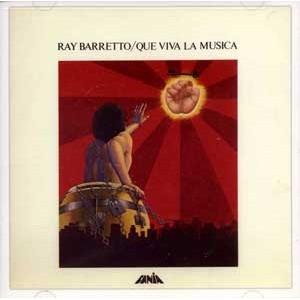 """Ray Barretto """"Que Viva La Musica"""" - CD"""