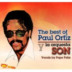 "Paul Ortiz Y La Orquesta Son ""The Best Of"" - CD"