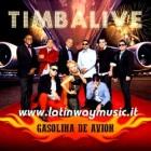 "Timbalive ""Gasolina De Avion"" - CD"