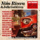 "Niño Rivera & Julio Gutierrez ""Jam Sessions"" - CD"