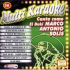 """Marco Antonio Solis """"Grandes Exitos"""" - Karaoke CD + G"""