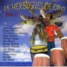 16 Merengues de Oro Vol.3 - CD Usato