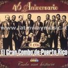 """El Gran Combo """"46 Aniversario Toda Una Historia""""  2 CD"""