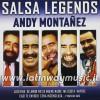 "Andy Montañez ""Salsa Legends"" | CD"