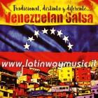 Venezuelan Salsa | CD