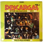 "Tico All-Stars ""Descargas At The Village Gate Live Vol. 1"" 
