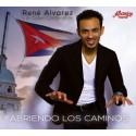 """René Alvarez y Su Cub an Combination """"Abriendo Los Caminos""""   CD"""