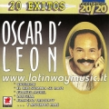 "Oscar D'Leon ""20 Exitos"" 