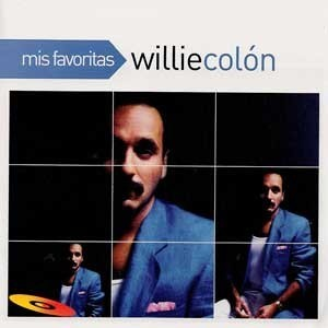 "Willie Colon ""Mis Favoritas"" - CD"