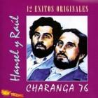 "La Charanga 76 Hansel & Raul ""12 Exitos Originales"" - CD"