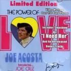 "Joe Acosta ""The Power Of Love"" - CD"