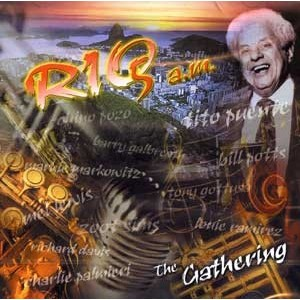 """Tito Puente And Friends """"Rio 5 am The Gathering"""" - CD"""
