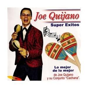 """Joe Quijano y Su Conjunto Cachana """"Super Exitos"""" - CD Used"""