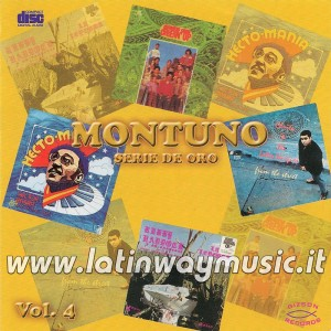 Montuno Serie de Oro Vol.4 | CD