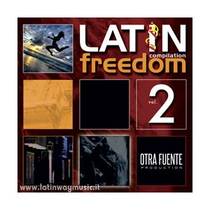 Latin Freedom Compilation Vol.2 - CD