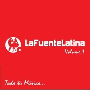 """La Fuente Latina """"Compilation"""" - CD"""
