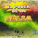 """El Poder De La Salsa Vol.6 """"various Artists"""" - CD"""