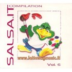 "Salsa.it Vol.6 ""Compilation"" - CD"