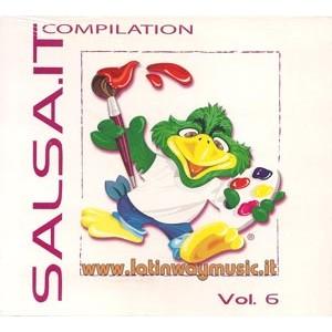 "Salsa.it Vol.6 ""Compilation"" - CD"