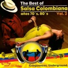 The Best Salsa Colombiana Vol.2 | CD