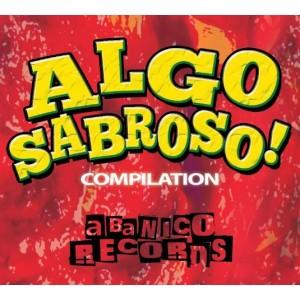 Algo Sabroso Compilation - CD