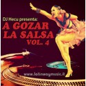 A Gozar La Salsa Vol.4 - CD