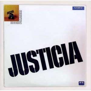 """Eddie Palmieri """"Justicia"""" - CD"""