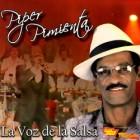 """Piper Pimienta """"La Voz De La Salsa"""" - CD"""