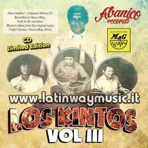 Los Kintos Vol.III - CD