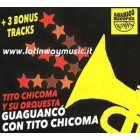 "Tito Chicoma Y Su Orquesta ""Guaguanco Con Tito Chicoma"" - CD"
