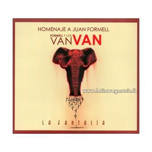 "Formell Y Los Van Van ""Homenaje A Juan Formell La Fantasia""  | CD"