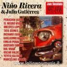 "Niño Rivera & Julio Gutierrez ""Jam Sessions"" - CD"