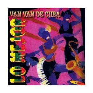 """Los Van Van """"Lo Mejor """"- CD"""
