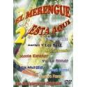 El Merengue Esta Aqui 2 - DVD