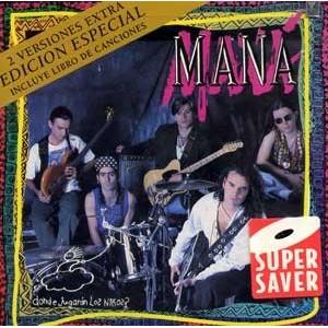 """Mana """"Donde Jugaran Los Niños"""" - CD"""