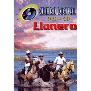 "LLanero Combo Digital ""Varius"" -DVD + CD"