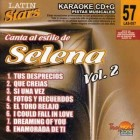 "Selena ""Grandes Exitos Vol.2"" - Karaoke CD + G"