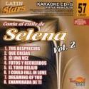 """Selena """"Grandes Exitos Vol.2"""" - Karaoke CD + G"""