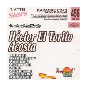 """Hector Acosta El Torito """"Canta Al Estilo"""" - Karaoke CD + G"""