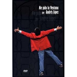 """Andres Lopez """"Pido la ventana"""" - DVD"""