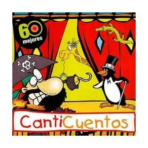 Los 60 Mejores Canticuentos - 2 CD