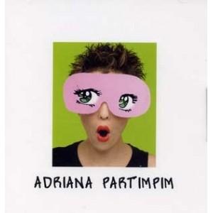 """Adriana calcanhotto """"Adriana Partimpim"""" - CD"""