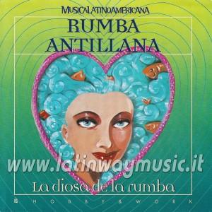 Rumba Antillana - La Diosa De La Rumba   CD Usado