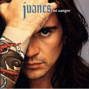 Juanes - Mi Sangre - CD Used